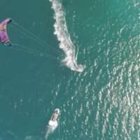 Riders - Cape Drepano - Drone