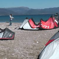 George Argiriadis - Kitesurf In Greece