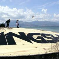 Slingshot Riders - The Greek Slingshot Kite Team