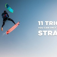 Posito Martinez - 11 Tricks You Can Only Do With Straps