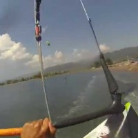 Apostolis Pant - Kiteboarding Greece