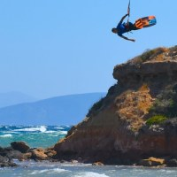Epic Riders - Greek Kitesufers On The Run