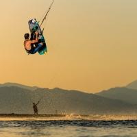 Riders - Kitesurf At Tsimari Greece