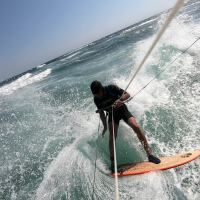 John Reiner - Kite Surfing Greece